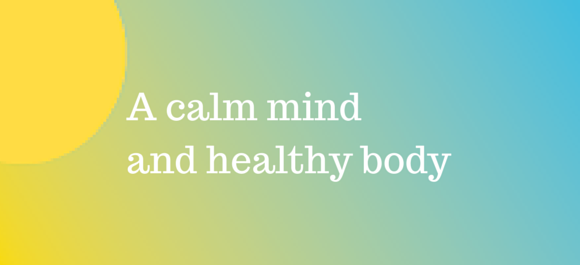 calm mind and healthy bodysabrina siobhan